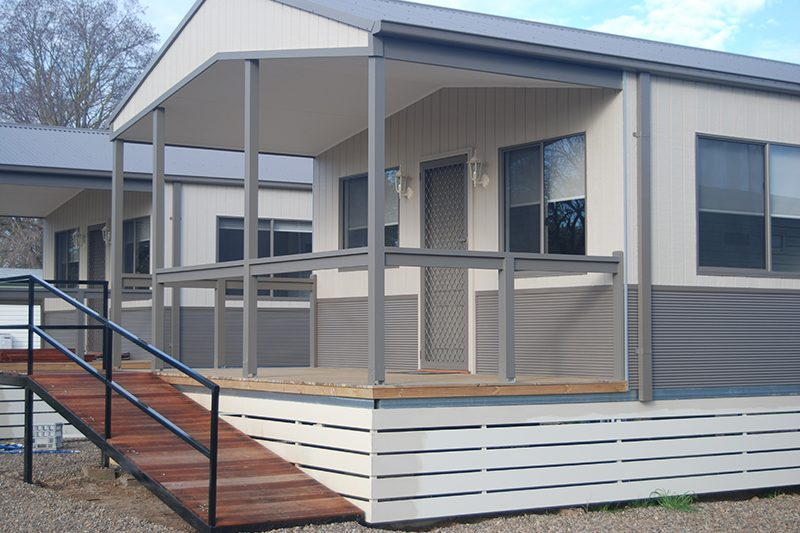 3 Bedroom Deluxe Cabin