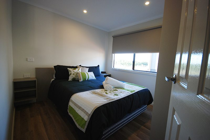 Master Bedroom of 3 Bed Unit