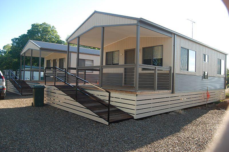External of 3 Bedroom Unit